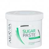 Паста  Sugar Paste Сахарная для Депиляции Тропическая Средней Консистенции, 750 гр