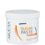 Паста Sugar Paste Сахарная для Депиляции Натуральная Мягкой Консистенции, 750 гр