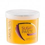 Паста  Sugar Paste Сахарная для Депиляции Мягкая и Легкая Мягкой Консистенции, 750 гр