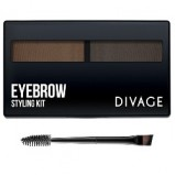 Набор для Моделирования Формы Бровей №02 Eyebrow Styling
