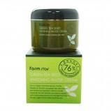Крем Green Tea Seed Whitening Water Cream Увлажняющий с Семенами Зеленого Чая, Выравнивающий Тон Кожи, 100г,