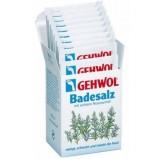 Gehwol Соль для Ванны с Маслом Розмарина 10 Пакетиков
