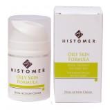 Крем двойного действия Anti-age жирной кожи Oily Skin Dual Action Cream, 50 мл