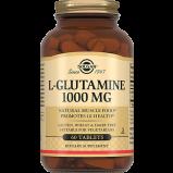 L- Глутамин L-Glutamine Таблетки 1000 мг №60