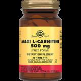 L-Карнитин L-KarnitinТаблетки 500 мг №30