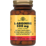 L-Аргинина L-Arginine Капсулы 500 мг №50