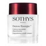 Детокс-Крем Depolluting Youth Cream Омолаживающий Энергонасыщающий, 150 мл