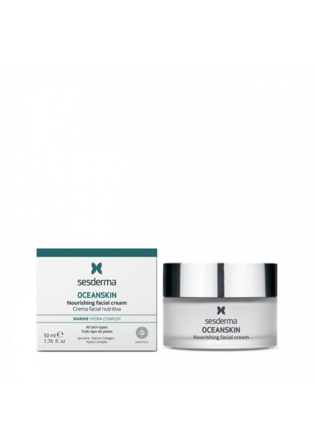 Крем Oceanskin Nourishing Facial Cream Питательный для Лица, 50 мл
