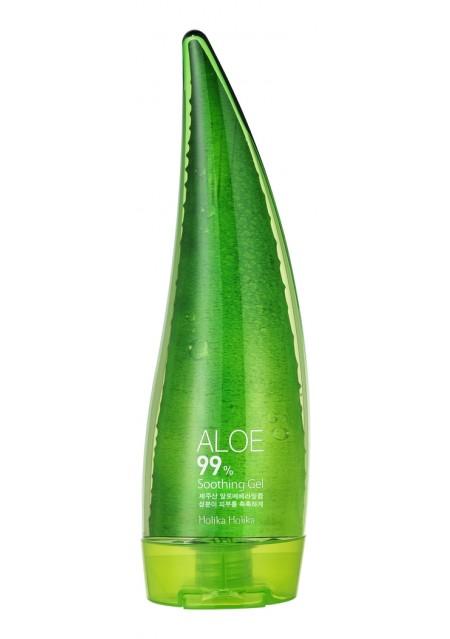 Гель Aloe Soothing Gel Увлажняющий Многофункциональный Алоэ Вера 99%, 250 мл