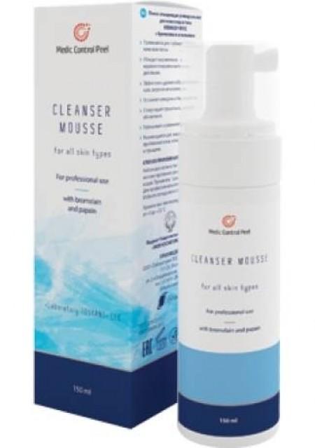 Мусс Cleanser Mousse Клинсер, 150 мл